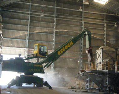 Desmantelamiento Nave Industrial.