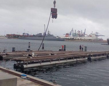 Desguace Puerto de Valencia.